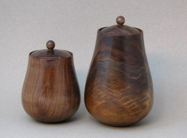 Walnut Jars 1